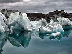 Another stunning image from Tim Vollmer's glacier portfolio.
