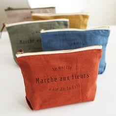 Pocket pouch - Linen 16,800원