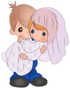 precious moments images clipart | Precious Moments Wedding Images - Wedding Clip Art