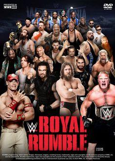 wwe divas 2015 | WWE Royal Rumble 2015 : Donnez vos Pronostics