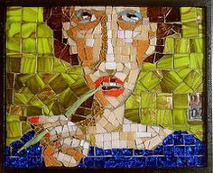 mosaic by Patricia Helsing