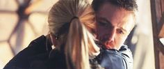 """Pin for Later: All the Times Arrow's Oliver and Felicity Made Your Heart Physically Ache When His Eyes Say, """"I Will Destroy All Your Enemies, Felicity"""""""
