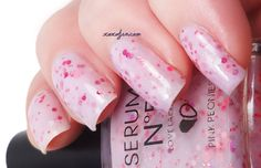 xoxoJen's swatch of Serum No.5 Pink Peonies