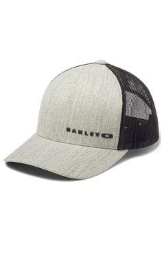Stylin' new cap!
