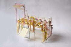 dreamhouse... model by takk-architecture