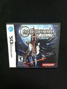 Castlevania: Order of Ecclesia (Nintendo DS, 2008) Complete, CIB: $58.99 End Date: Monday May-14-2018 13:22:55 PDT Buy It Now for only:…