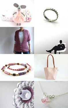 Pink by Anat kisch on Etsy