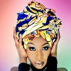 The African head wrap
