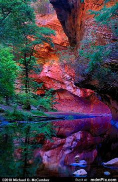 Oak Creek Trail, Sedona, AZ
