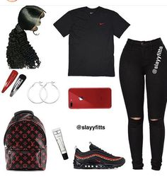 everyday outfits for moms,everyday outfits simple,everyday outfits casual,everyday outfits for women Baddie Outfits Casual, Swag Outfits For Girls, Cute Outfits For School, Teenage Girl Outfits, Cute Swag Outfits, Girls Fashion Clothes, Teen Fashion Outfits, Dope Outfits, Trendy Outfits