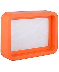 L'Orange Photo Frame Meduim - Orange