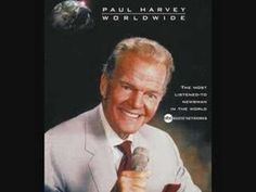 92 best images about paul harvey on barbara Paul Harvey, News Highlights, People Of Interest, The Orator, Kindergarten Art, Art Lessons Elementary, Freedom Fighters, Forget, Leadership Quotes