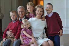 Het totaalplaatje moet kloppen, de hele familie in bijpassende kleren!