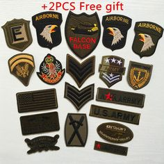 Sergeant Stripes Scooter Biker Embroidered Patch Mods and Rockers