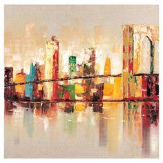 Found it at AllModern - Raw City II Canvas Art http://www.allmodern.com/deals-and-design-ideas/p/Paintings-That-Pop-Raw-City-II-Canvas-Art~QHC3531~E16009.html?refid=SBP.rBAZEVNhDDRj9ljbhMxCAlgZsMLc40eoo0zZh3b1QuY