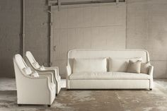 Verellen's Oscar Collection looks great even in a contemporary loft! Available from LOFThome.com.