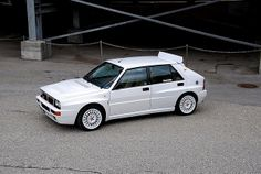 Lancia Delta HF Integrale - ultimate dream Lancia!!!!