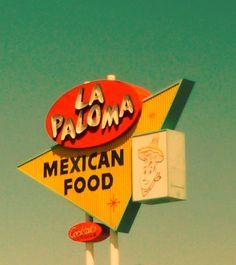 Roadside Photograph - La Paloma by Candice Riddle