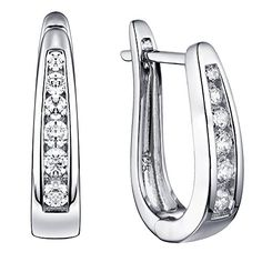 Women's Rhodium Plated 925 Sterling Silver Cubic Zirconia Earrings Sam's Jewelry http://www.amazon.com/dp/B01A0FIQ0A/ref=cm_sw_r_pi_dp_hos-wb1XG8JPV