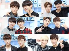 "EXO Pairs Up with SMROOKIES on the set of their reality tv show, ""EXO 90:2014."""