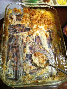 My favorite Poppyseed Chicken recipe!
