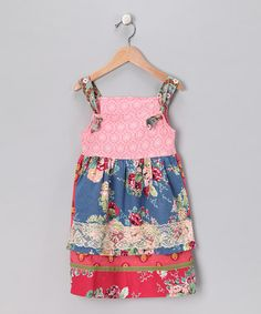 Matilda Jane. WOuldlove to try to make this style dress for Caroline this spring