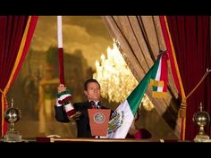 Imagenes que Televisa no mostro del Grito de Independencia de Mexico 201...
