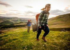 Take Microadventures!! http://www.alastairhumphreys.com/microadventures-3/