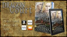 Dragon Court Book Trailer | Jennifer Amriss