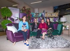 """THE episode of RTE's Room to Improve featuring interior designer and authentic Feng Shui artist Nina Kati was the most popular of the recent series. Aoife Madden was so impressed, she just had to have her come and speak to her clients at Madden Furniture. """"Nina was seen on Room to Improve ther"""