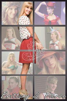 #BrittanySPierce #Glee #HeatherMorris