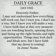 Haven't been on speaking terms with the higher power for 5 years but have always hung onto my faith . Loved the words in this . It's a new start . Prayer Scriptures, Faith Prayer, Prayer Quotes, Faith In God, Spiritual Quotes, Bible Quotes, Bible Verses, Bible Prayers, Today's Prayer