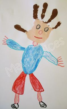 Mauriquices: O meu retrato! (1)