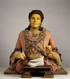'The Lady Anatomist': 18th-Century Wax Sculptures by Anna Manzolini - Michelle Legro - The Atlantic
