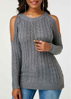 Buy Sweaters And Cardigans Online, Cardigan Sweaters For Women, Ladies Sweaters Cardigans Cardigan Sweaters For Women, Cable Knit Sweaters, Ladies Sweaters, Casual Outfits, Fashion Outfits, Cute Outfits, Fashion Ideas, Fasion, Pullover Mode