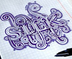 I miss drawing like this!