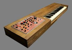 The Celtic Peasant's Analog Volt per Octave Synthesizer Keyboard Controller