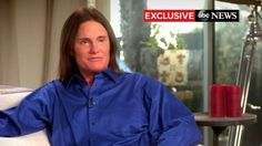 """Bruce Jenner in his FIRST interview as a TRANSGENDER WOMAN....  In my opinion- he is USING his gender for more publicity! I think it is disgraceful & terribly sad for ALL 10 of his kids. I bet $$$$$ is what this is about... Too bad that the REAL people who feel like they 'Were born in the wrong body"""" have a hard time affording this very costly process... And all he has done was win an Olympic Medal & married a woman with less class than my big toe & a bunch of spoiled kids!"""