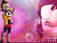 Yumi from Code Lyoko <3 Google Image Result.