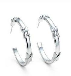 Tiffany Outlet Signature Hoop earrings