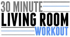 Breakfast & A 30 Minute Living Room Workout! – Simply Taralynn