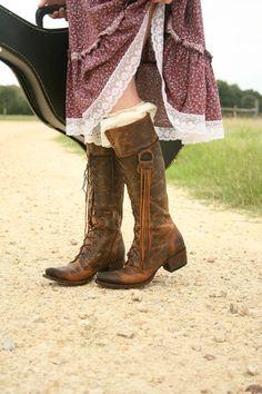 the trailblazer boot- oiled brick - Junk GYpSy co.