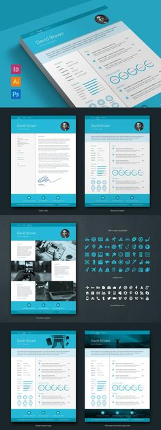 Top 10 resume bundle Modern resume template, Modern resume and - resume templates website