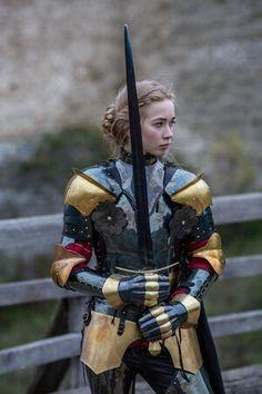 Armadura Medieval, Poses, Arte Dark Souls, Armor Clothing, Templer, Landsknecht, Pauldron, Female Knight, Shoulder Armor