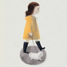 Illustration Isabelle Arsenault