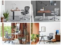 Herman Miller Have Announced The New Remastered Aeron Task Chair Today.  More Responsive, Sustainable