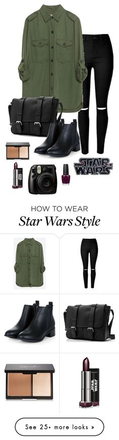 ... by kika-lv on Polyvore featuring Zara, OPI, womens clothing, women, female, woman, misses and juniors