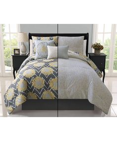 reversible bed set