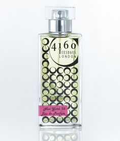 New York 1955 by 4160 Tuesdays is a Oriental Vanilla fragrance for women. The nose behind this fragrance is Sarah McCartney. Top note is coton candy; middle notes are raspberry, rose and violet; base notes are vanilla and musk.