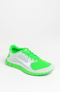 Nike Free 4.0 v3 Running Shoe (Women) available at #Nordstrom